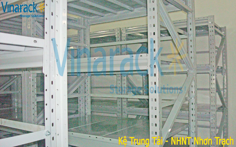 slotted angle racks manufacturers